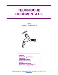 Tapkranen-KIWA-technische-documentatie-BPE-pdf