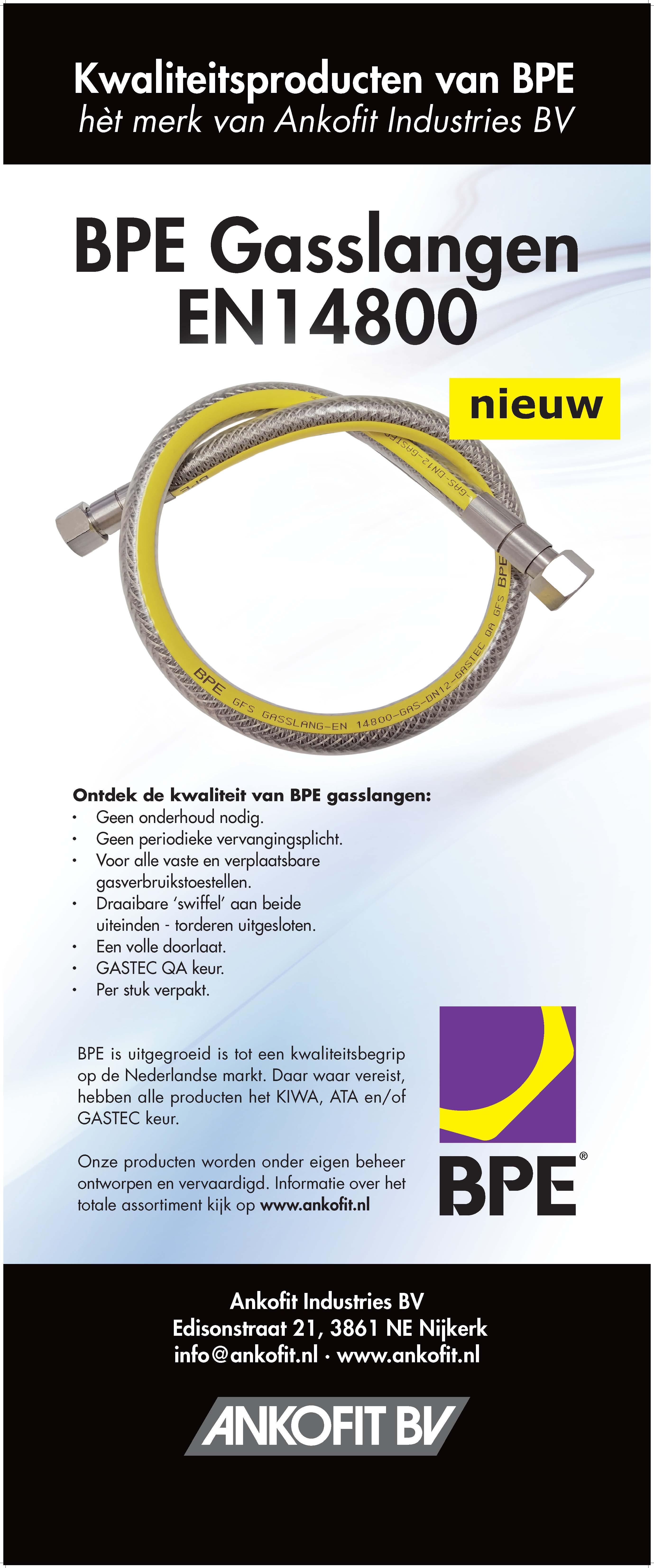 banier Gasslang 85 x 200 cm LR
